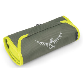 Osprey Washbag Roll, electric lime